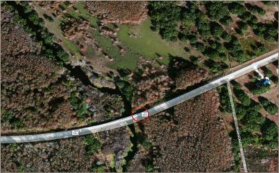 17b - Service Road 731 W400