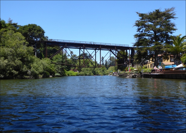 Soquel Creek bridge